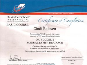 Certificate-MLD